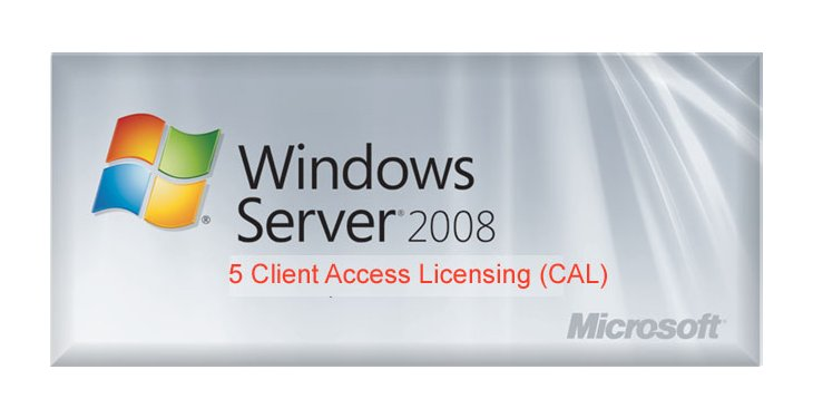 Windows Server CAL 2008 Russian Device 5 лицензий