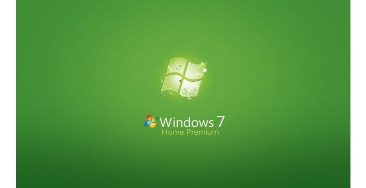 Windows 7 Home Premium 64-bit Russian