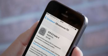 Apple iOS 8 beta 4 выпущена для разработчиков